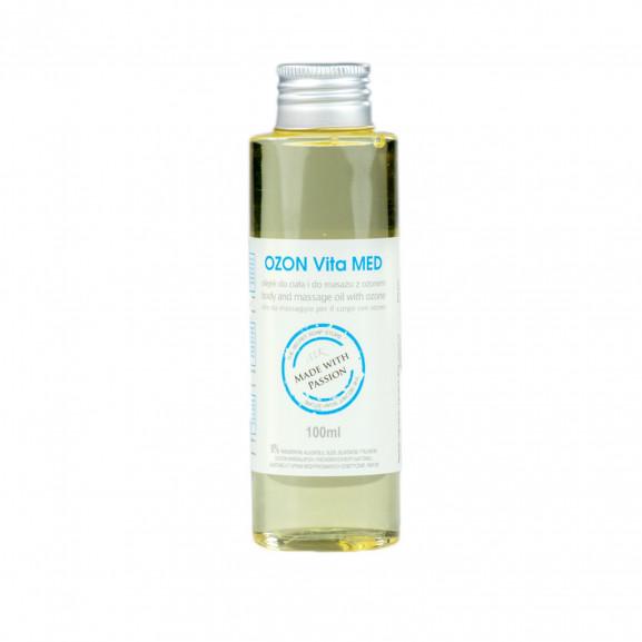 Olejek do ciała i do masażu z ozonem 100 ml