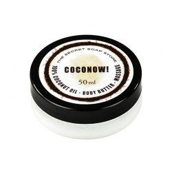 100% nierafinowany olej kokosowy/masło 50 ml