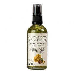 Złoty olejek z chlorofilem 100 ml