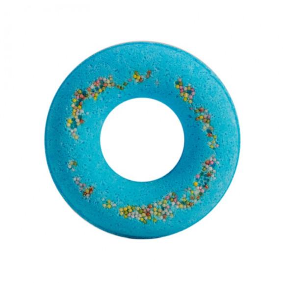 Musujący donut do kąpieli Passiflora 125g