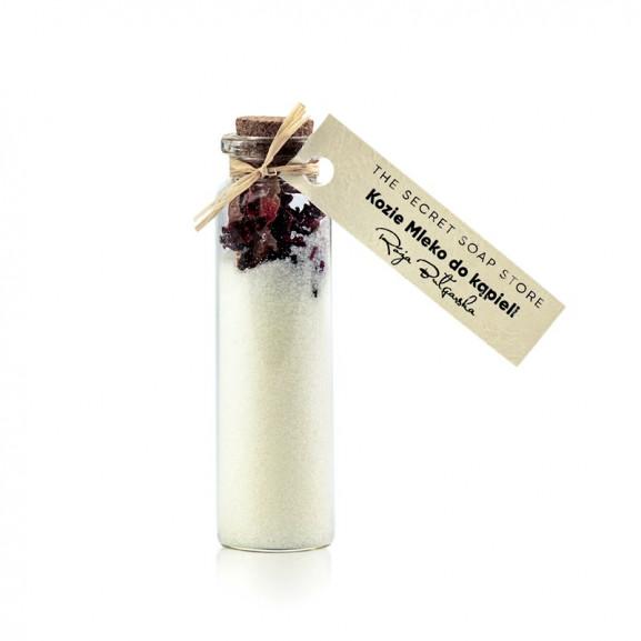Kozie mleko w fiolce Róża bułgarska 18 g