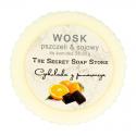 Wosk zapachowy do kominka Czekolada Pomarańcza 25 g