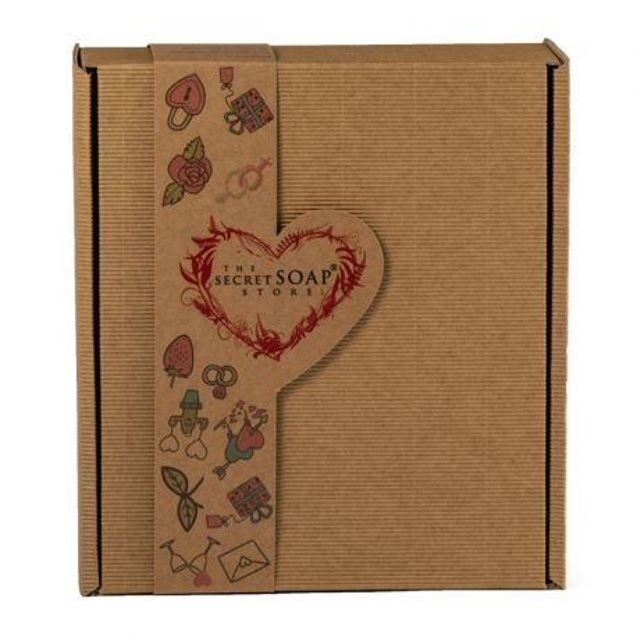 Pudełko prezentowe Beżowe