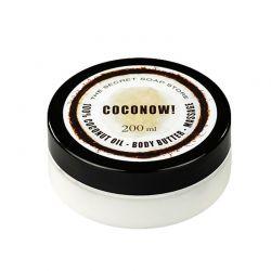 Masło do ciała kokos 200 ml