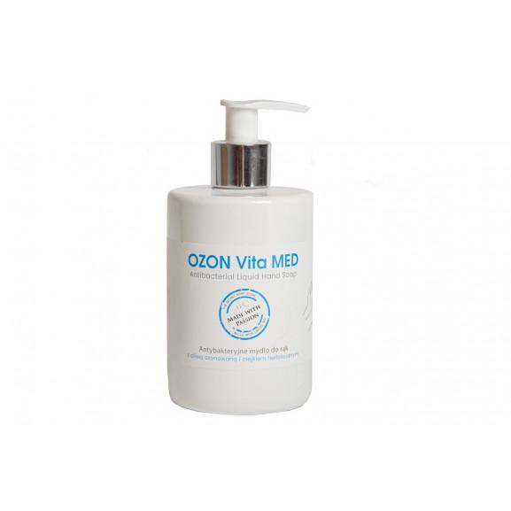 Antrybakteryjne mydło do rąk z ozonowaną oliwą 250 ml