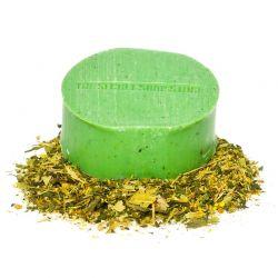 Naturalne mydło detox ziołowy