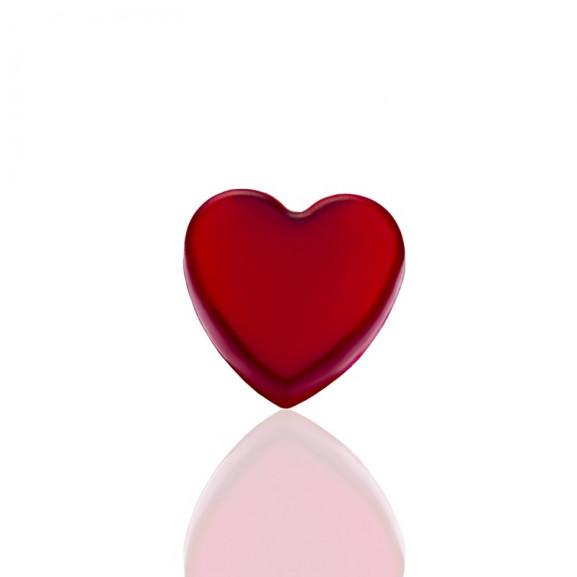 Mydło serce Wiśnia