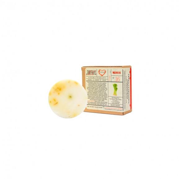 Naturalne mydło trawa cytrynowa 100 g