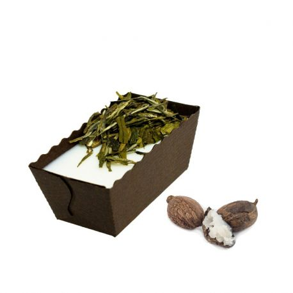Masło Shea do ciała i masażu Biała Herbata 100g