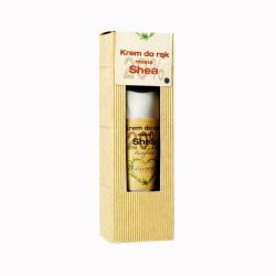 Krem do rąk 20% Masła Shea Passiflora 70 ml