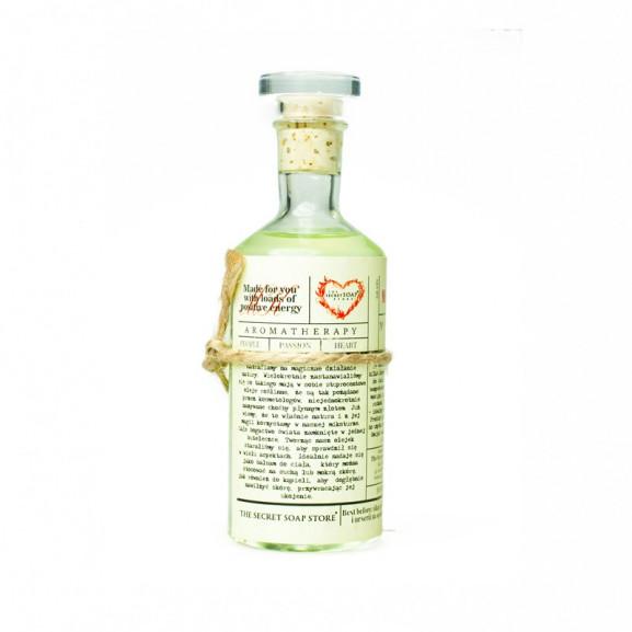 Olejek do masażu, ciała i kąpieli Limonka z miętą 50ml