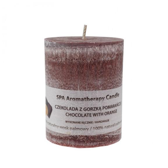 Świeca zapachowa SPA czekolada z wanilią 430 g