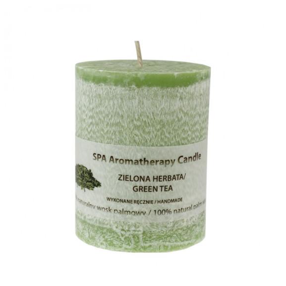 Świeca SPA zielona herbata 430 g