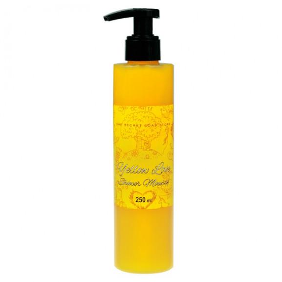 Mus pielęgnacyjny pod prysznic Yellow Love Shower Mousse 250 ml