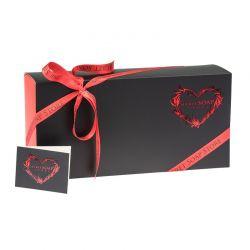 Pudełko prezentowe Czarne