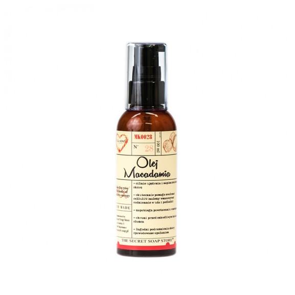 100% Olej Macadamia 100 ml