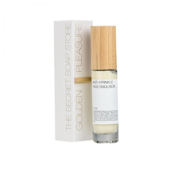 Emulsja do twarzy przeciwzmarszczkowa Golden Pleasure 50 ml