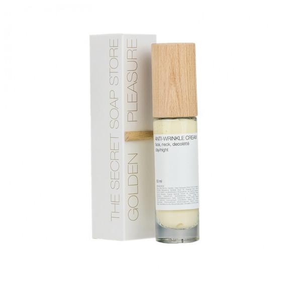 Krem do twarzy przeciwzmarszczkowy Golden Pleasure 50 ml