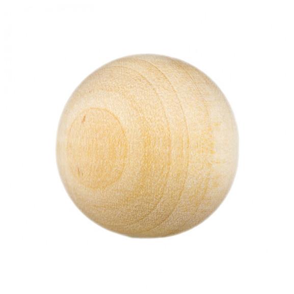 Drewniana kulka zapachowa
