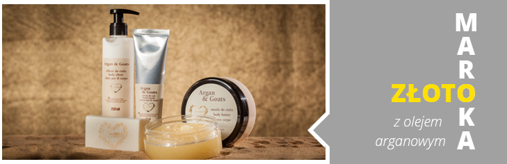 Naturalne kosmetyki z olejkiem arganowym